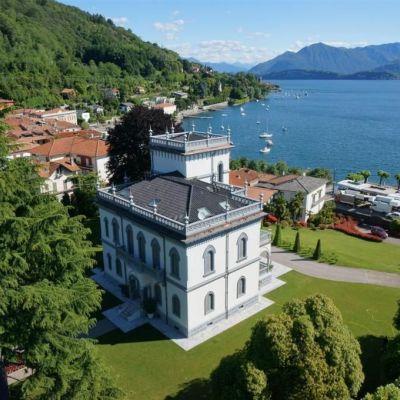 villa tadini | lago maggiore lesa (NO)
