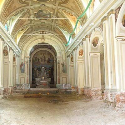The Church of Sant'Antonio Abate