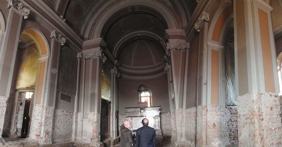 The Church of Sant'Eugenio