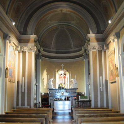 chiesa di sant'eugenio | tornavento (VA)