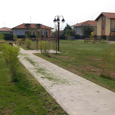 """Lottizzazione con Parco Pubblico """"Bollazzi Remo"""""""